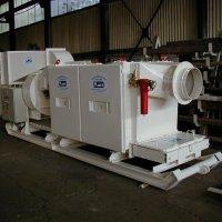 Dry-type Deduster - Type HTKS 1/250