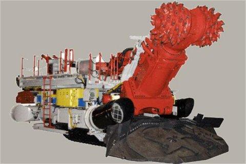 Roadheader - Type Sandvik MR620