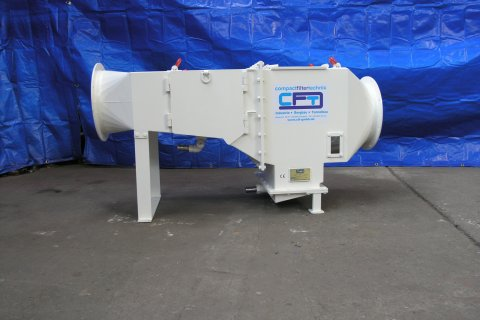Wet Scrubber - Type HCN 200/1