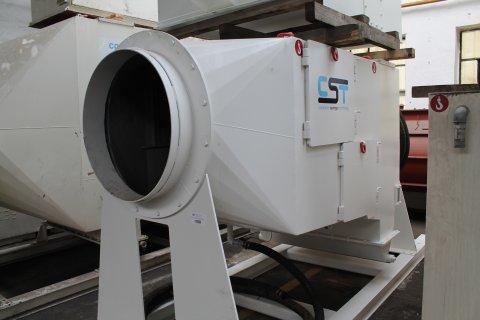 Wet-type Deduster - Type HCN 800/1